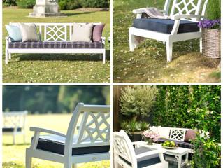 Amazing outdoor soft furnishings