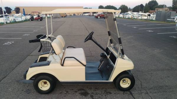 Starting with a Golf Cart