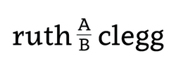 Ruth AB Clegg logo