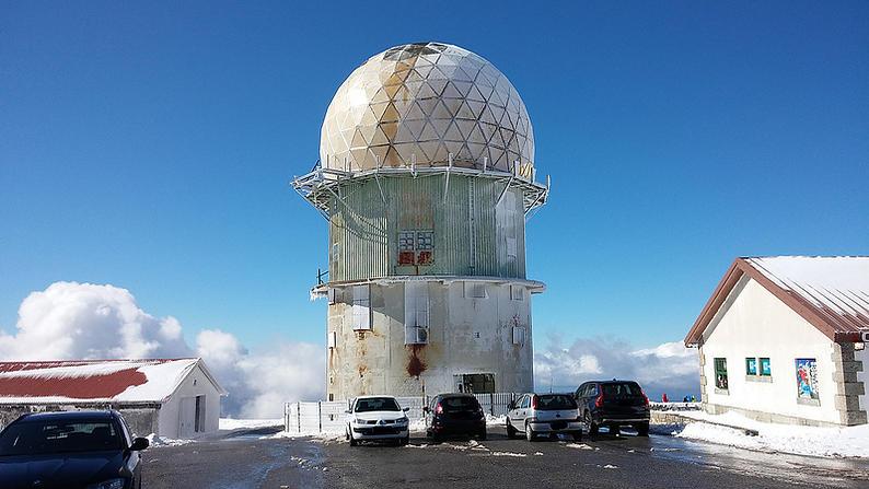 Torre - Ponto mais alto Serra da Estrela
