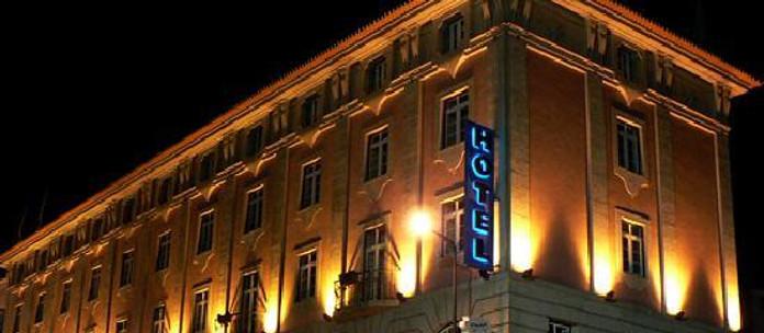 Corredor Quartos Hotel Solneve