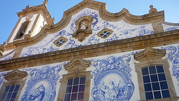 Igreja de Santa Maria no Centro da Covilhã