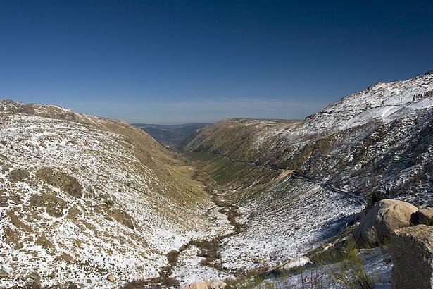 Vale Glaciar Rio Zezere