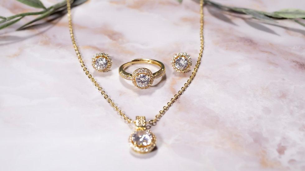 Princesse Gold Set