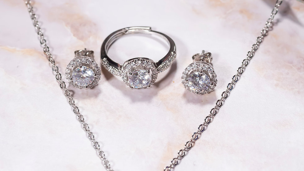 Princesse Silver Set