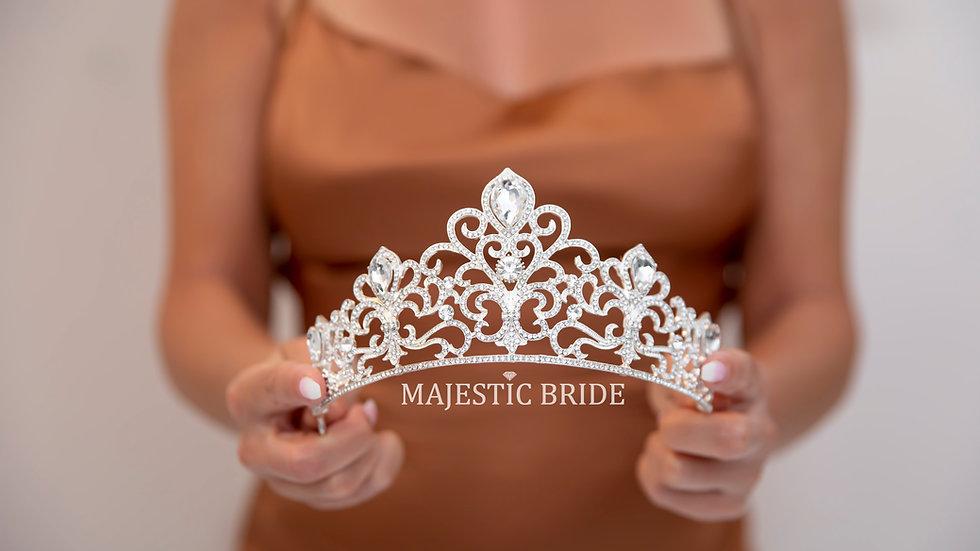 Krone für die Hochzeit