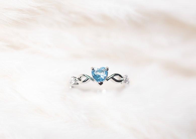 My Heart (Silver Blue)