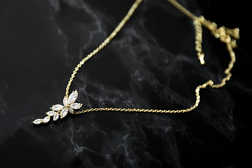 Linnea Gold Kette