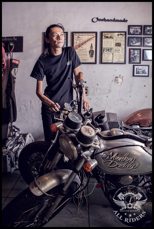 onehandmade custom motorcycles 1