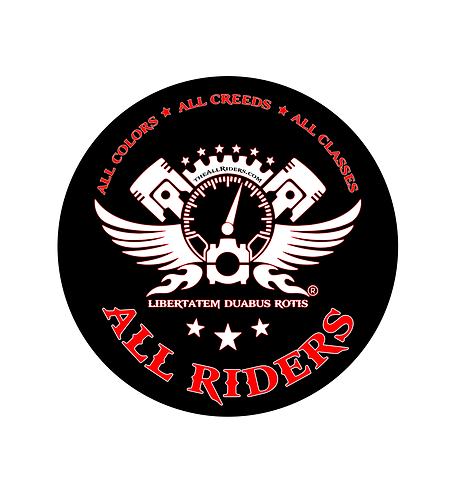 """All Riders Classic Red 3"""""""