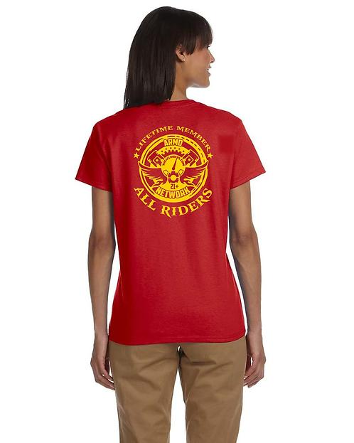 """2021+ ARMD LIFETIME """"LIFER"""" T-shirt (Women's)"""