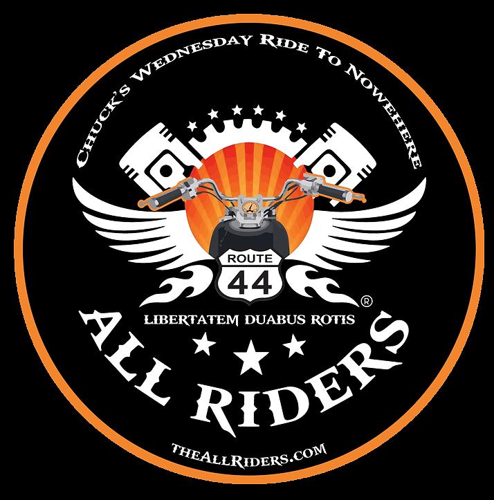 Chuck's Wednesday Ride to Nowhere Logo