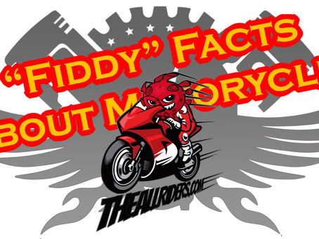 """""""Fiddy"""" Facts that'll Floor Ya (about Motorcycles)"""