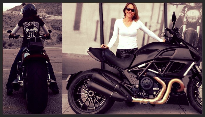 Harley's V-Rod compared to Ducati's Diavel - a detailed rider's review