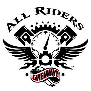 The All Riders Giveaway Logo