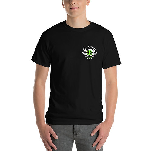 Team Green Front/Back T-Shirt