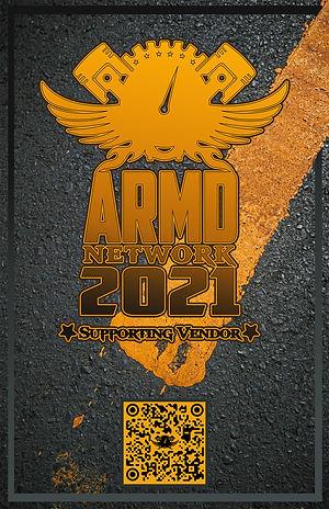 2021 ARMD VENDOR promo poster