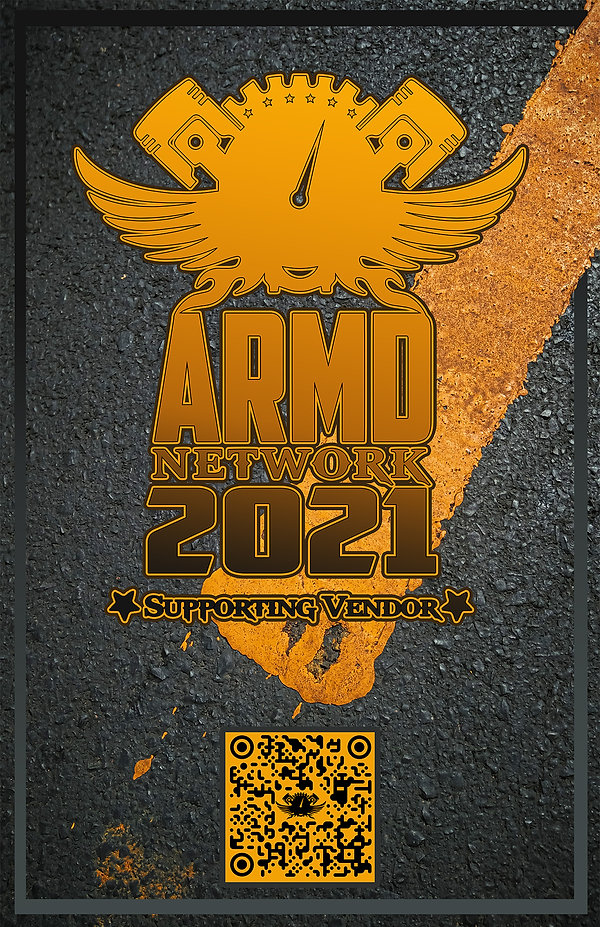 2021 ARMD SUPPORTING VENDOR POSTER