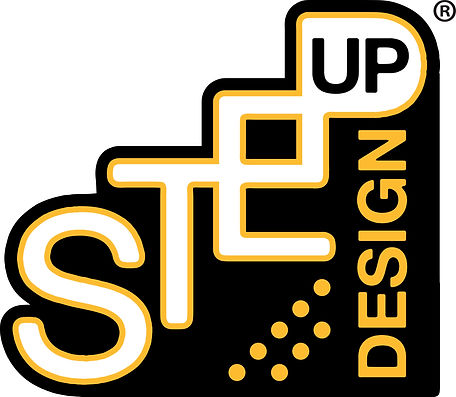 Step Up Design Logo