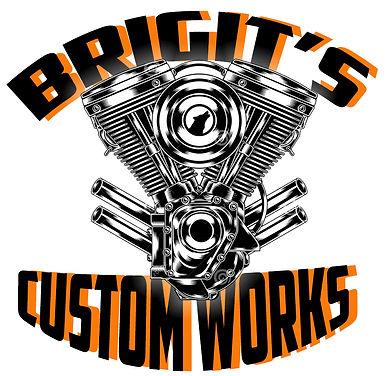 Brigit's Custom Works Logo