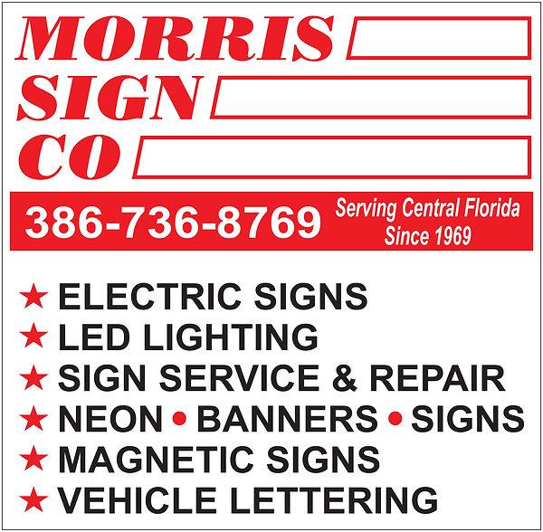 Morris SIgn Co logo