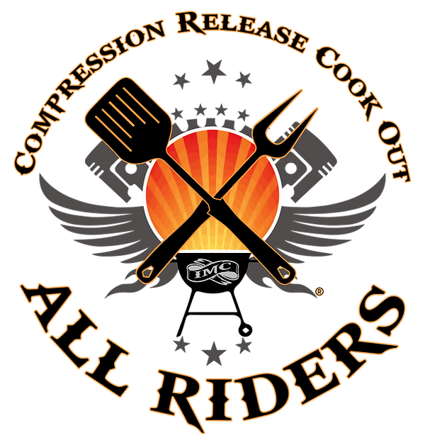 Compression Release Cookout Logo