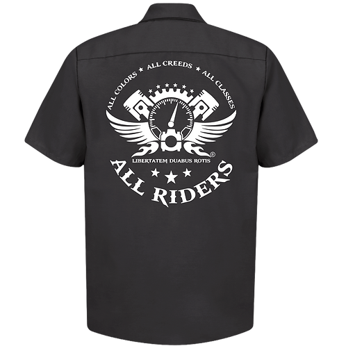 The All Riders Work Shirt (Men's)