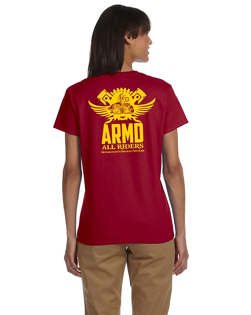 "ARMD ""Members Only"" T-shirt (Women's)"