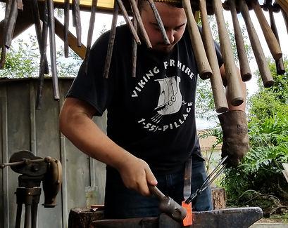 Matt palladay forging