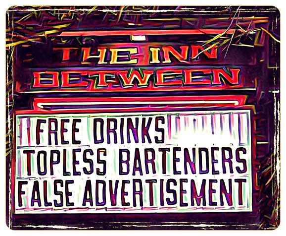 Inn Between Bar logo