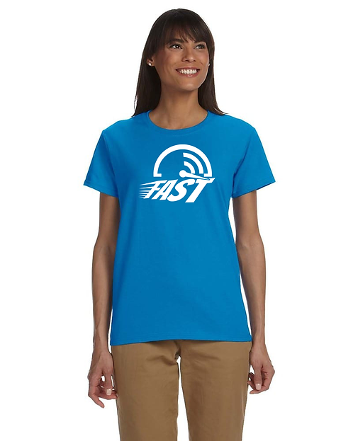 """FAST"" Front Only (Women's)"