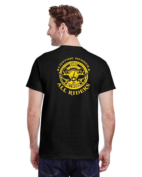 """2021+ LIFETIME ARMD """"LIFER"""" T-shirt (Men's)"""