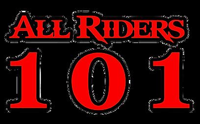 All Riders 101 Logo