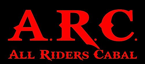 All Riders Cabal (ARC) Logo