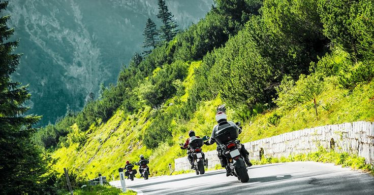 Top 10 Motorcycle Rides in North America