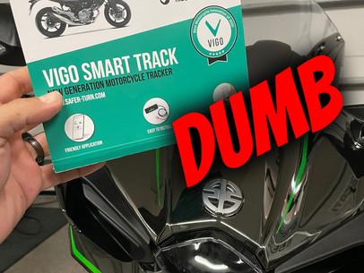 STS VIGO Downright Dumb Tracker & My H2