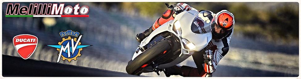sportbike motorcycle on track
