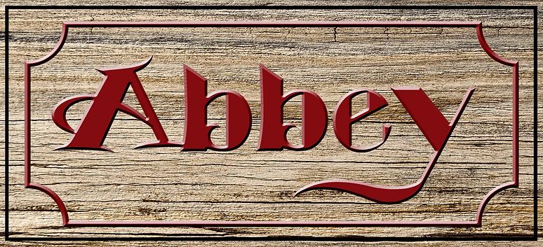 Abbey Bar Logo