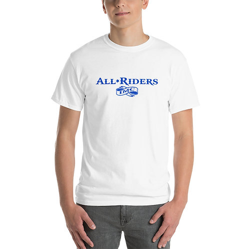 All Riders IMC in Blue T-Shirt