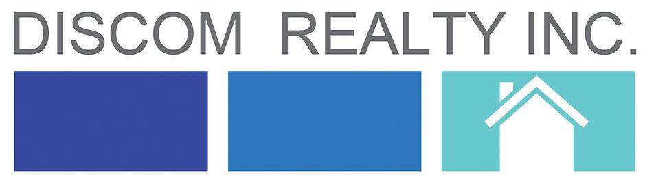 discom realty logo