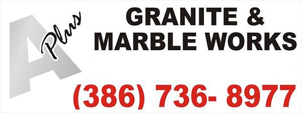 A+ Granite logo