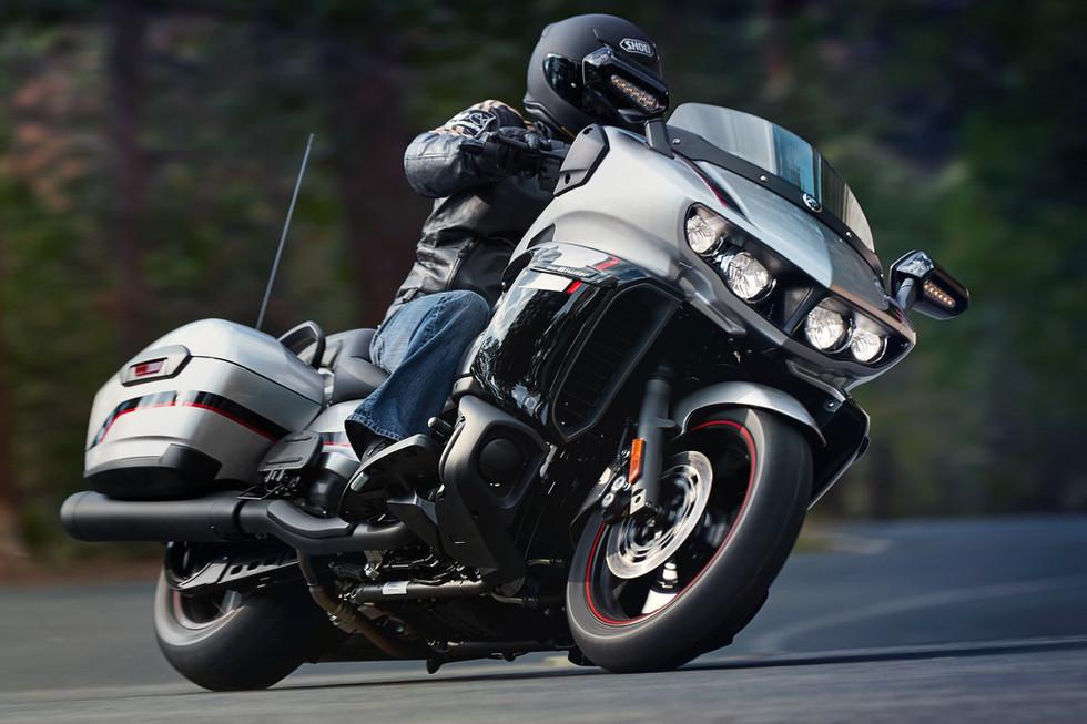 Shrewder Cruiser: Yamaha's Eluder