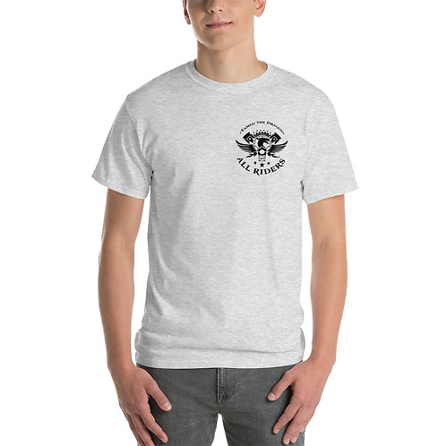 Tamed the Dragon Light Colors T-Shirt