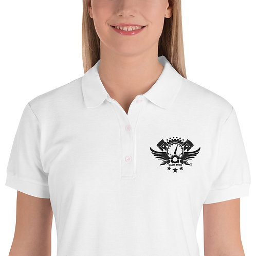 Embroidered Just the Logo Polo Shirt