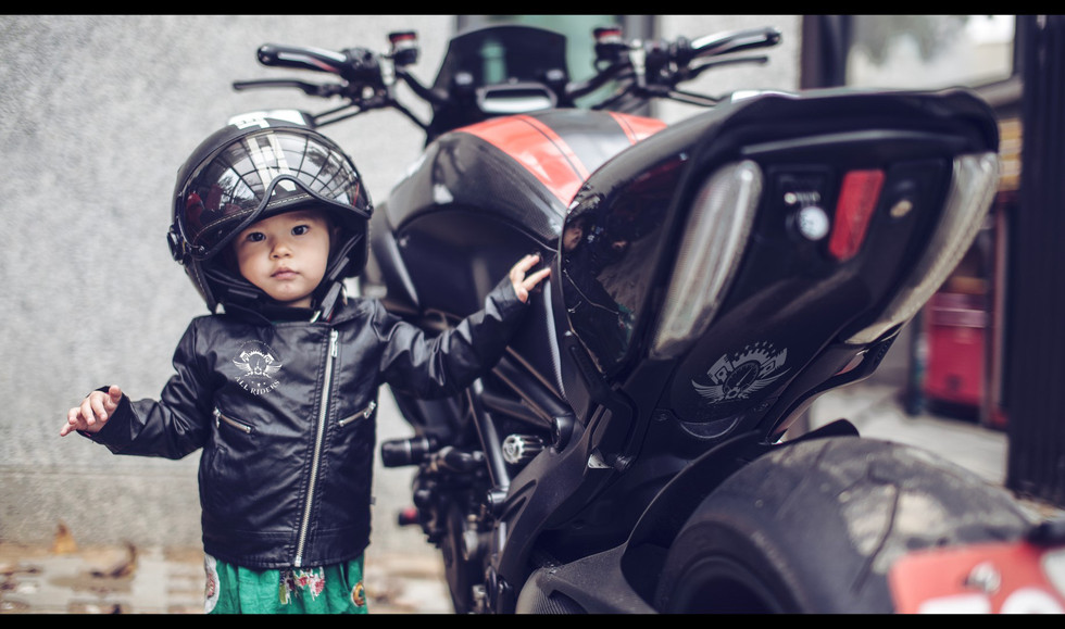 Six Ways to Share a Love of Riding with your Child
