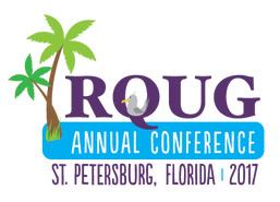 For a RamQuest User Group event, this logo was designed in Adobe Illustrator to showcase the conference's fun atmosphere.
