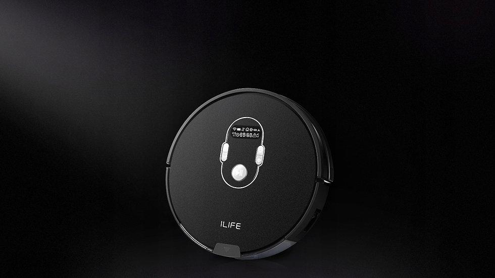 Робот-пылесос ILIFE A7 с управлением по Wi-Fi