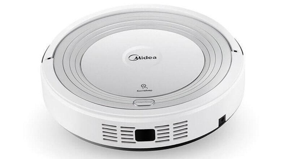 Робот пылесос Midea VCR01/VCR12 с функцией влажной уборки