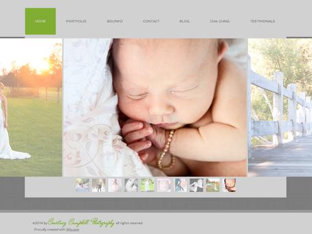 New Website!!