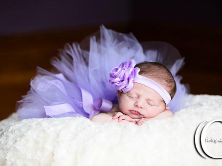 Meet my niece, Chloe Elise